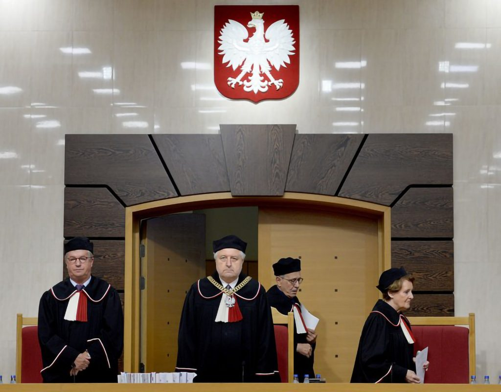 The Disturbing Campaign Against Poland's Judges