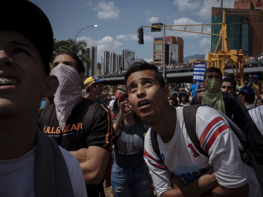 Venezuela Is the Eerie Endgame of Modern Politics