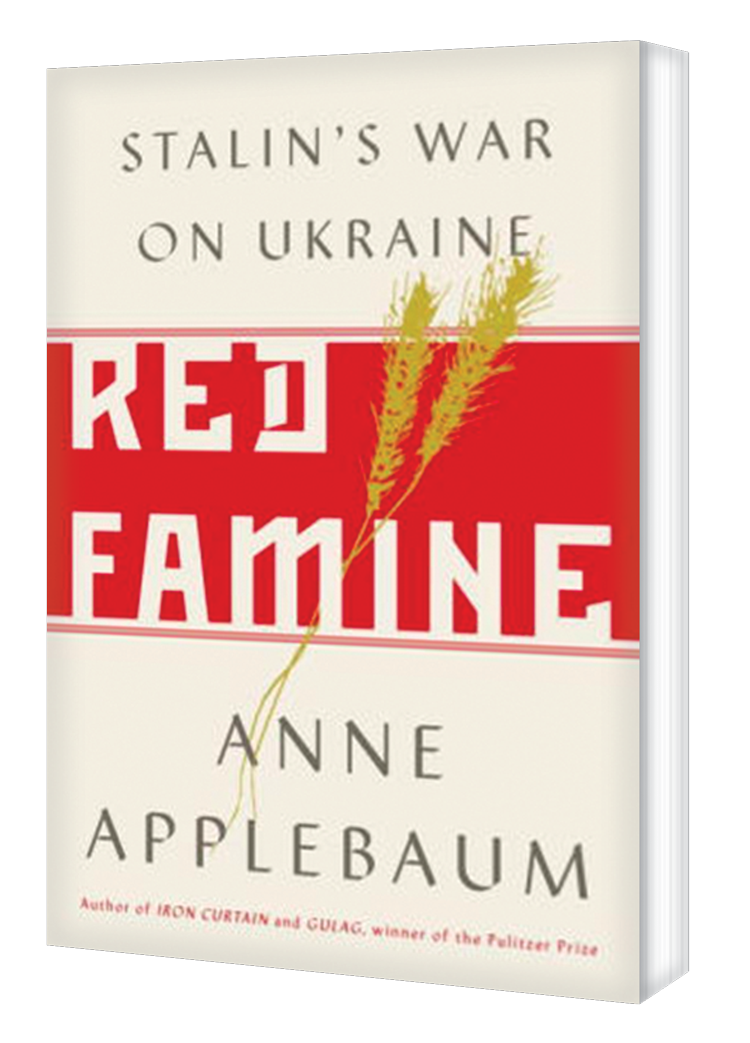 Red Famine Book Cover