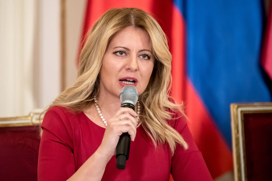 Slovakia's president suggests a way out of the world's populist quagmire