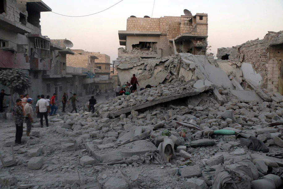The West has lost confidence in its values. Syria is paying the price